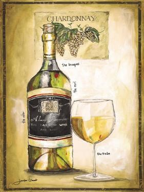 Vin Blanc by Jennifer Garant