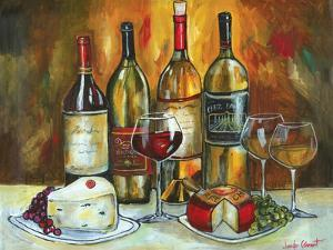 Wine and Cheese by Jennifer Garant