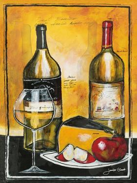 Wine Notes I by Jennifer Garant