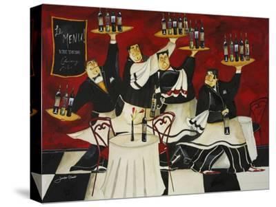 Wine Service by Jennifer Garant
