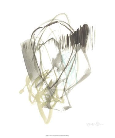 A Touch of Mint I by Jennifer Goldberger