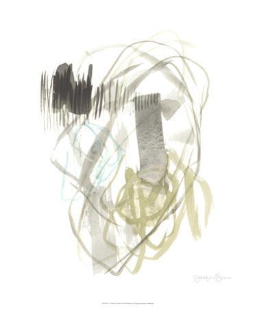 A Touch of Mint II by Jennifer Goldberger