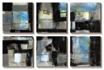 Black on Blue by Jennifer Goldberger