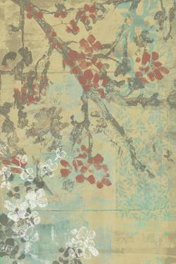 Blossom Panel I by Jennifer Goldberger