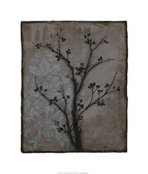 Branch in Silhouette IV by Jennifer Goldberger