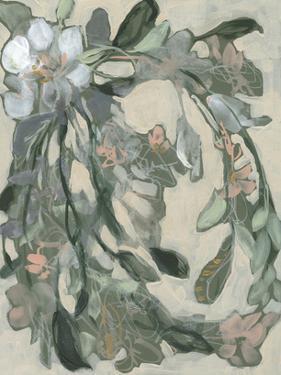 Cascading Bouquet I by Jennifer Goldberger