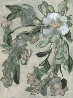 Cascading Bouquet II by Jennifer Goldberger