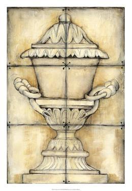 Ceramic Urn I by Jennifer Goldberger