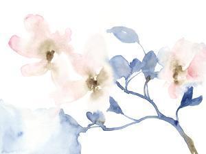 Cherry Blossom Light I by Jennifer Goldberger