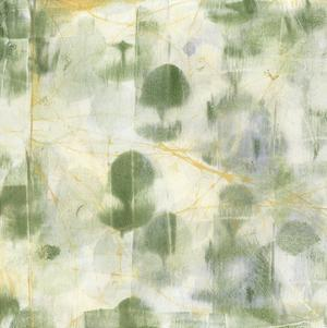 Clover I by Jennifer Goldberger