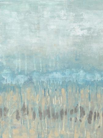 Coastline Abstraction I by Jennifer Goldberger