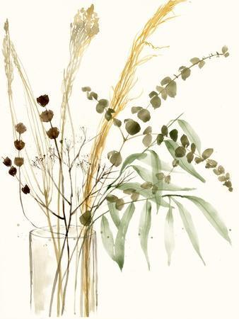 Composition in Vase II