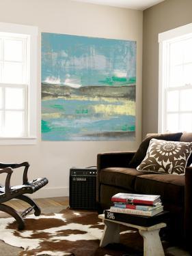 Cool Horizon III by Jennifer Goldberger