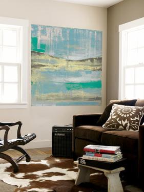 Cool Horizon IV by Jennifer Goldberger