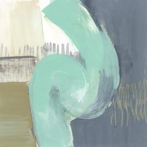 Curvilinear I by Jennifer Goldberger