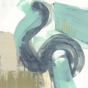 Curvilinear II by Jennifer Goldberger