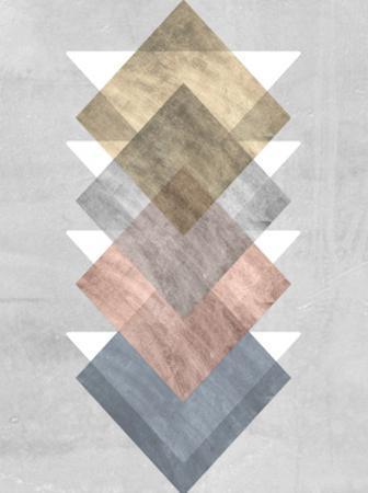 Diamond Allign I by Jennifer Goldberger