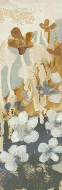 Drippy Flower Abstract II by Jennifer Goldberger