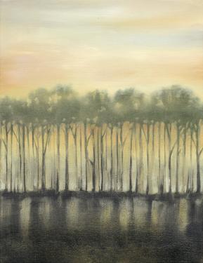 Dusk in Spring by Jennifer Goldberger