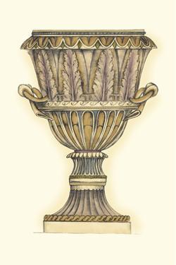 Dusty Urn Sketch II by Jennifer Goldberger