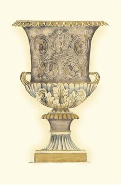 Dusty Urn Sketch III by Jennifer Goldberger