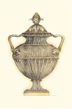 Dusty Urn Sketch IV by Jennifer Goldberger