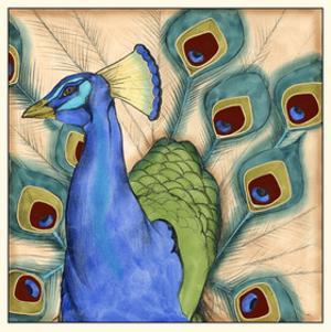 Eccentric Bird II by Jennifer Goldberger