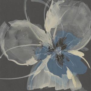 Expressive Petals I by Jennifer Goldberger