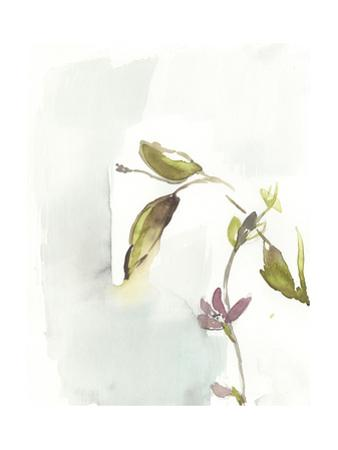 First Blooms I by Jennifer Goldberger