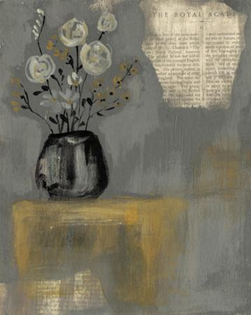 Floral Salon II by Jennifer Goldberger