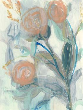 Flower Grouping I by Jennifer Goldberger