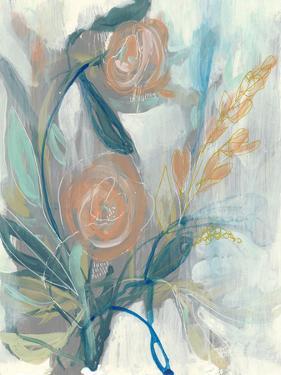 Flower Grouping II by Jennifer Goldberger