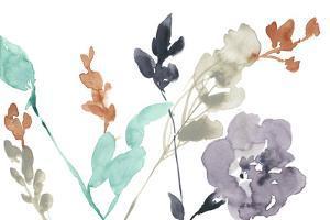 Flowers in Fall II by Jennifer Goldberger