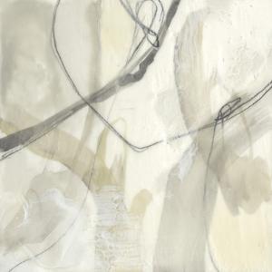 Flowing Neutrals I by Jennifer Goldberger