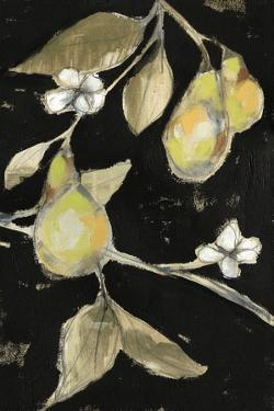 Fresh Pears II by Jennifer Goldberger