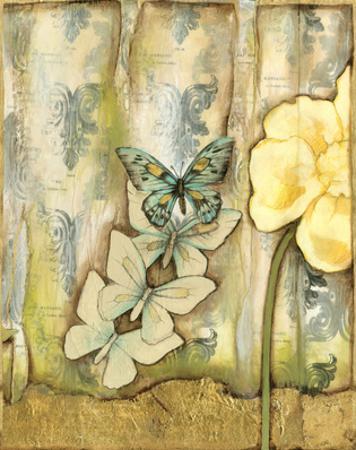 Garden Metamorphosis II by Jennifer Goldberger