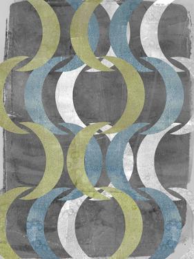 Geometric Repeat I by Jennifer Goldberger