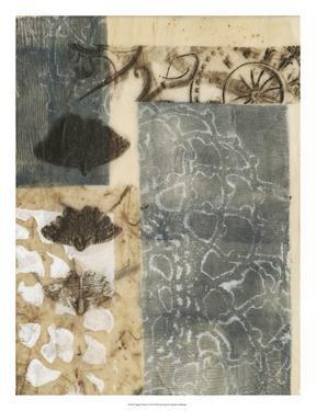Ginkgo Fossil I by Jennifer Goldberger
