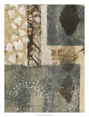 Ginkgo Fossil II by Jennifer Goldberger