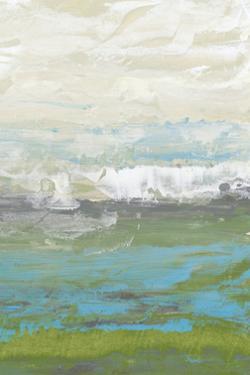 Heather Seas II by Jennifer Goldberger