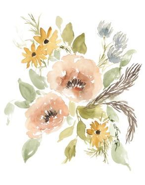Late Summer Flowers II by Jennifer Goldberger