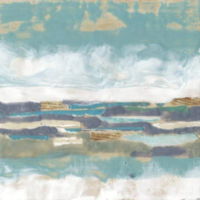 Letters from the Sea I by Jennifer Goldberger