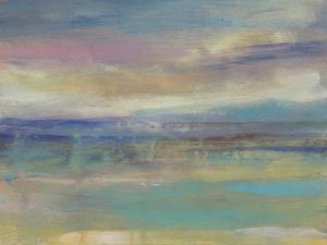 Lilac Horizon I by Jennifer Goldberger