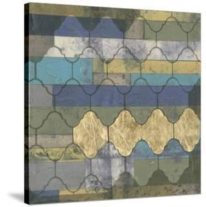 Linear Arabesque I by Jennifer Goldberger