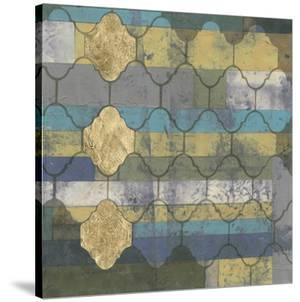 Linear Arabesque II by Jennifer Goldberger