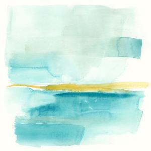 Liquid Horizon III by Jennifer Goldberger