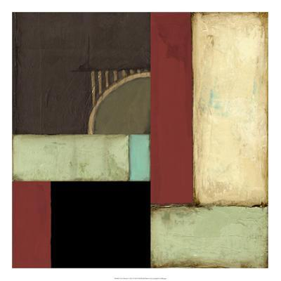 Loft Abstract I by Jennifer Goldberger