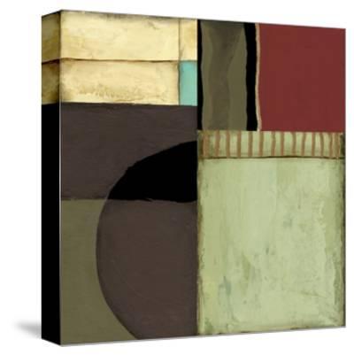 Loft Abstract II by Jennifer Goldberger