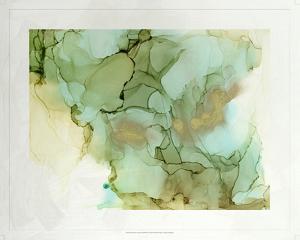 Lustr Spa Cavern in Pearl White I by Jennifer Goldberger