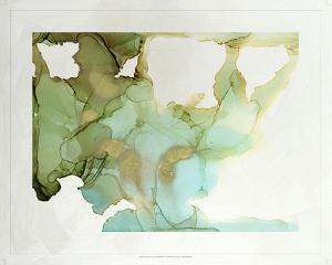 Lustr Spa Cavern in Pearl White II by Jennifer Goldberger